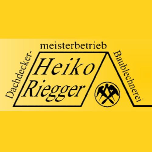 Dachdecker Heiko Riegger